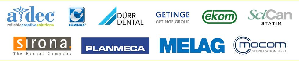 Serwis sprzętu stomatologicznego, Unity stomatologiczne